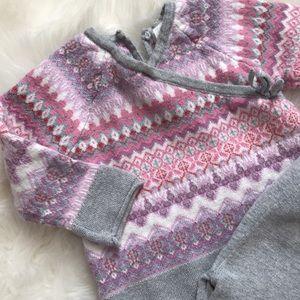 Angel dear sweater set
